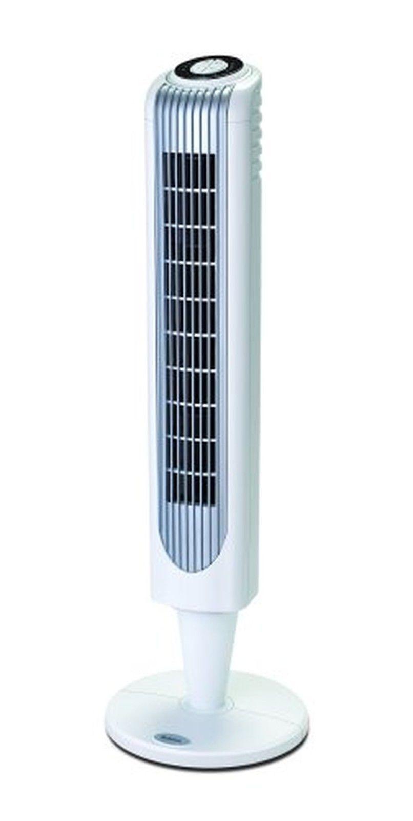 Portable Oscillating Tower Fan Air Conditioner Floor Remote