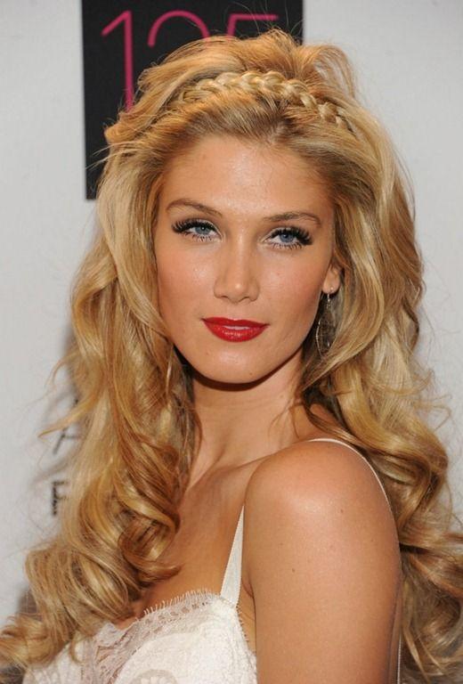 30 Los Peinados Para Novias Pelo Suelto Maquillaje