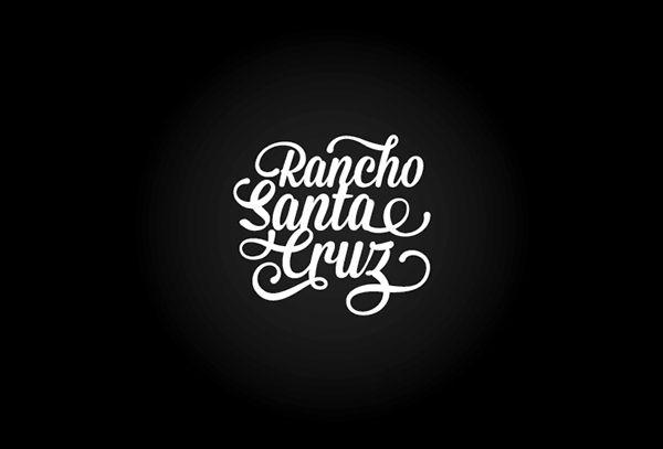 Lettering logos by omar de luna my work logos