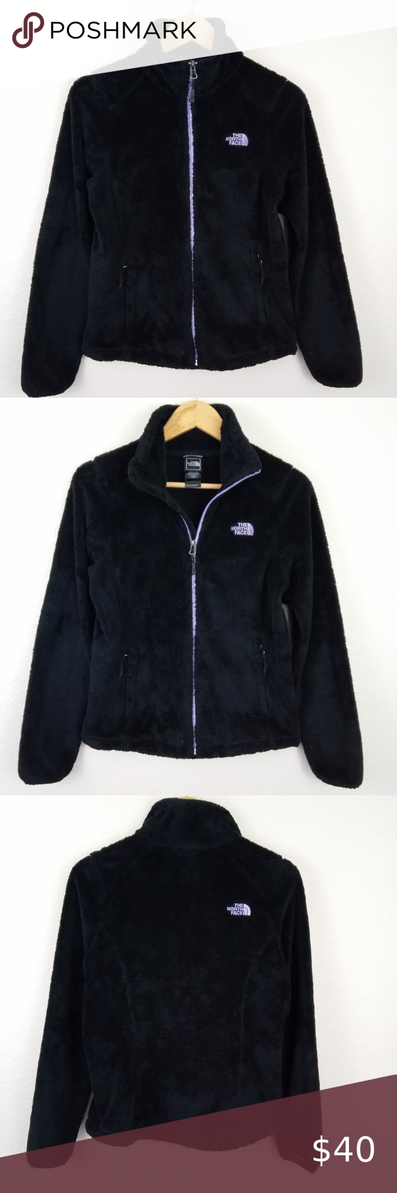 The North Face Osito Fleece Jacket Small The North Face Osito Fleece Jacket With Matching Lavender Zipper And Logo In 2020 Fleece Jacket Jackets North Face Jacket [ 1740 x 580 Pixel ]
