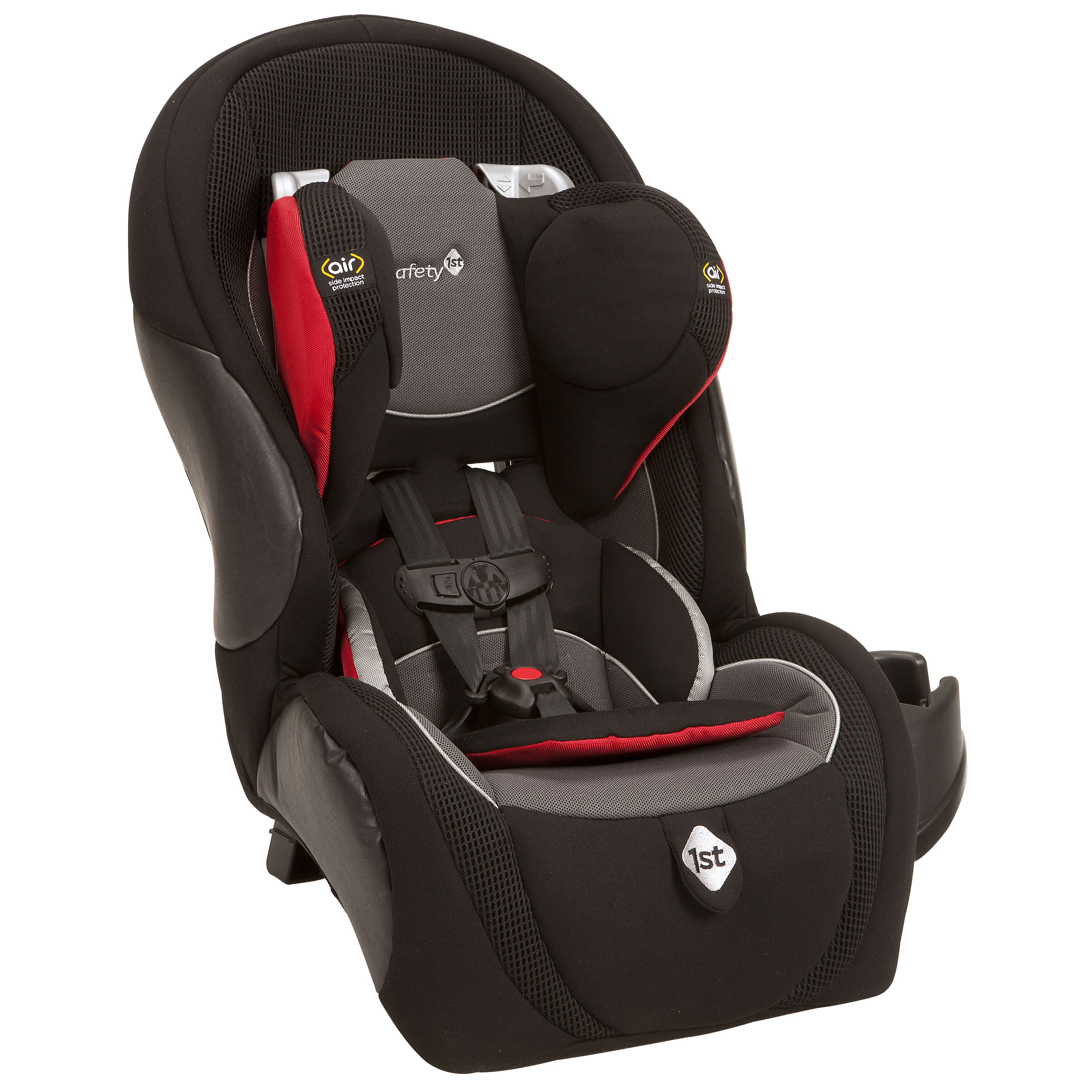 Safety 1st Brings Air Protect Side Impact Protection To Your Family With The Complete 65 Convertible Car Seat In Stylish Helios Fashion