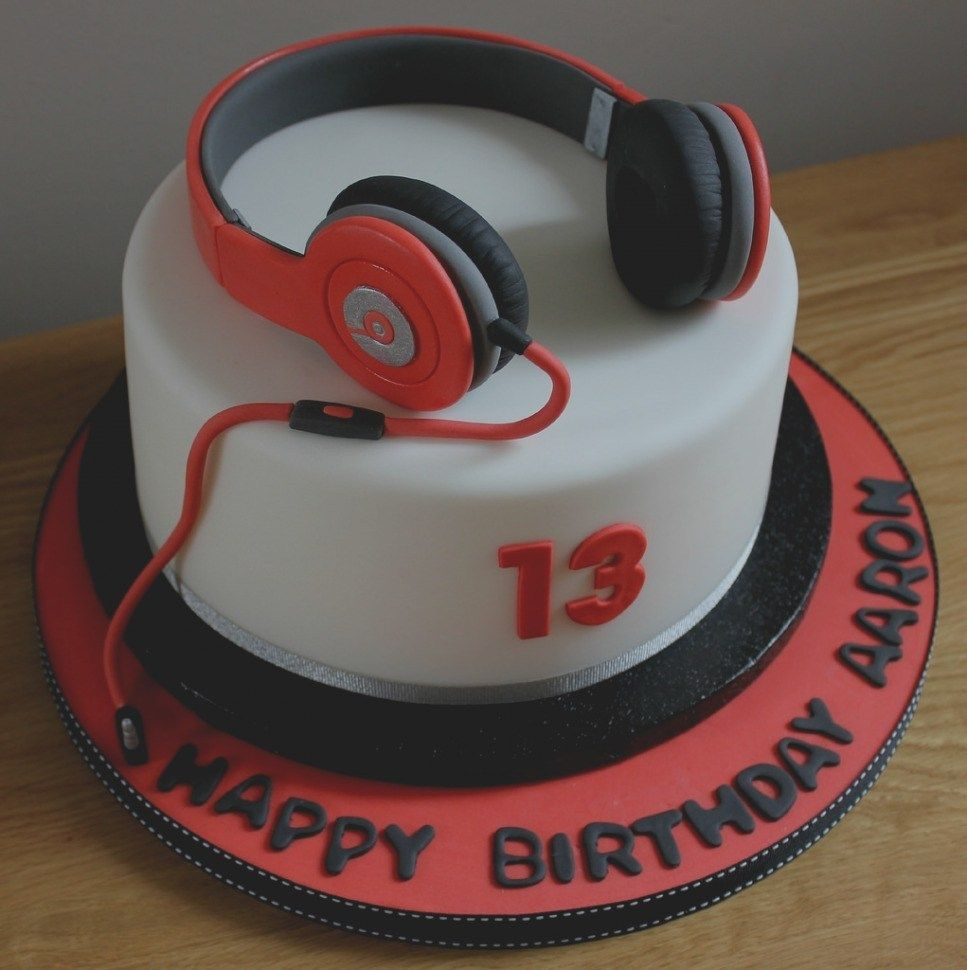 25 Awesome Image Of Birthday Cake For 12 Year Old Boy With