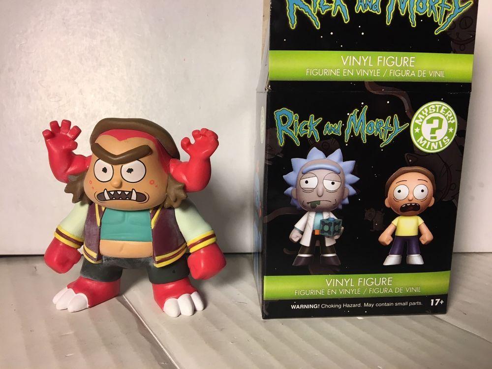 Rick and Morty Funko Mystery Minis Arthricia