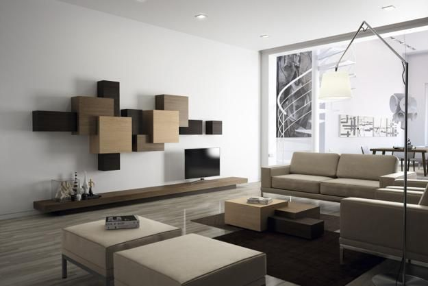 Geometric Shapes and Supermatism Ideas in Modern Design and Decor ...