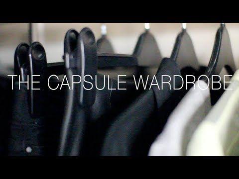 The Capsule Wardrobe | ViviannaDoesMakeup - YouTube