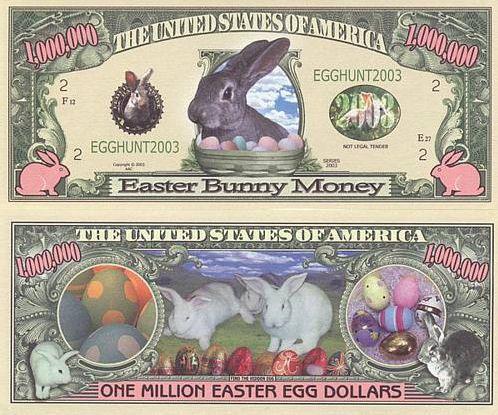 Printable Prank Money