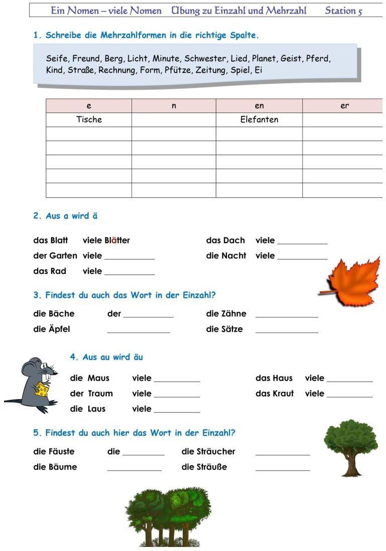 Ubungsblatt Zu Zusammengesetzte Nomen Zusammengesetzte Nomen Nomen Klassenarbeiten