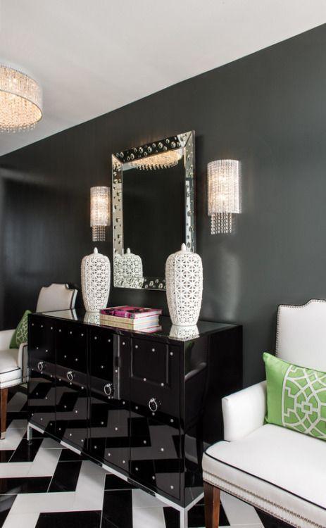 House · reston glamour erika bonnell interiors haymarket va