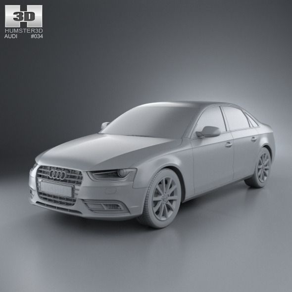 Audi A4 Sedan 2013 (With Images)