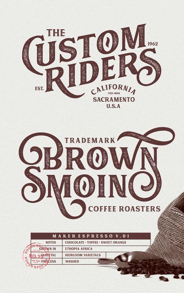 New Fonts 2018 Free Download Lettering Design Lettering Fonts Vintage Typography