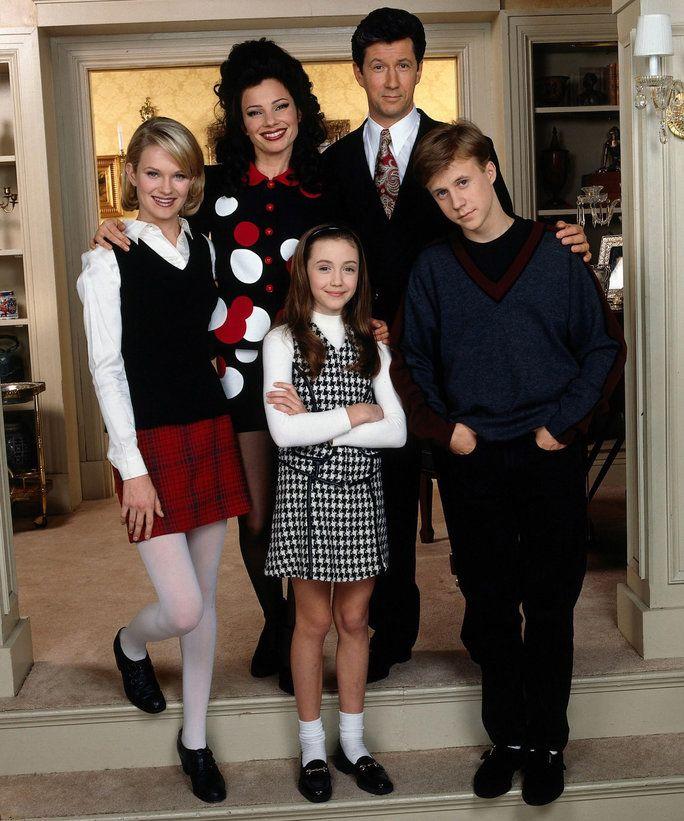 The Nanny Cast Reunites At Fran Drescher S House The Nanny Cast