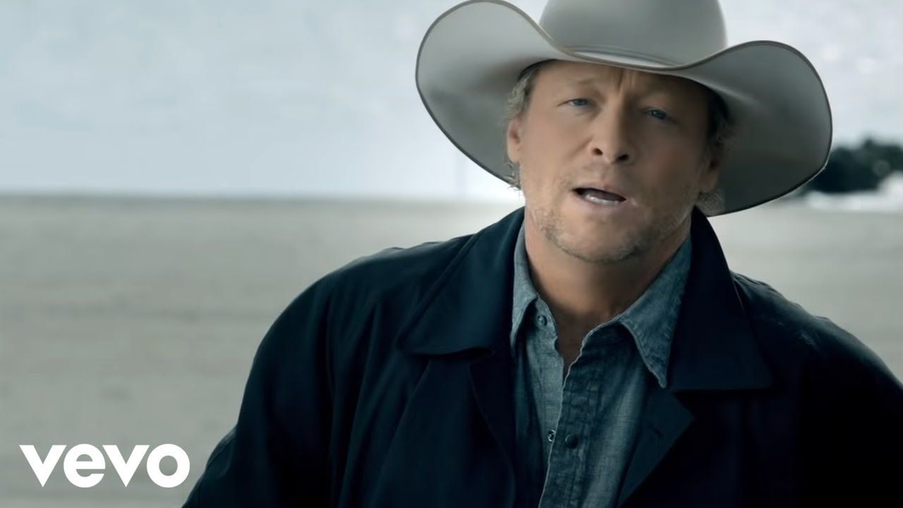 Alan Jackson So You Don T Have To Love Me Anymore Official