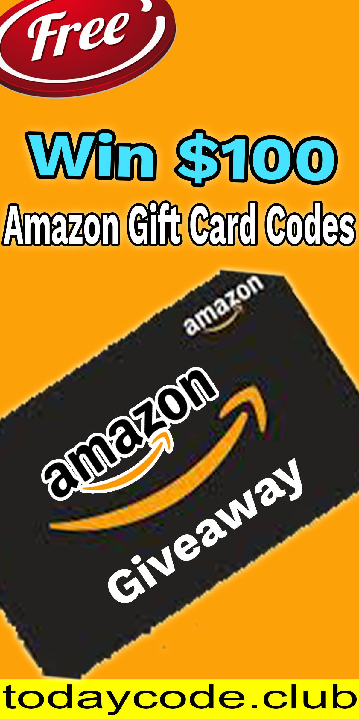 Photo of Amazon $100 Gift Card Giveaway.