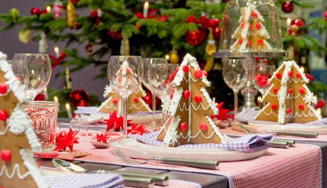Decorar La Casa En Navidad Con Poco Dinero.Decorar La Mesa En Navidad Con Poco Dinero Christmas Deco