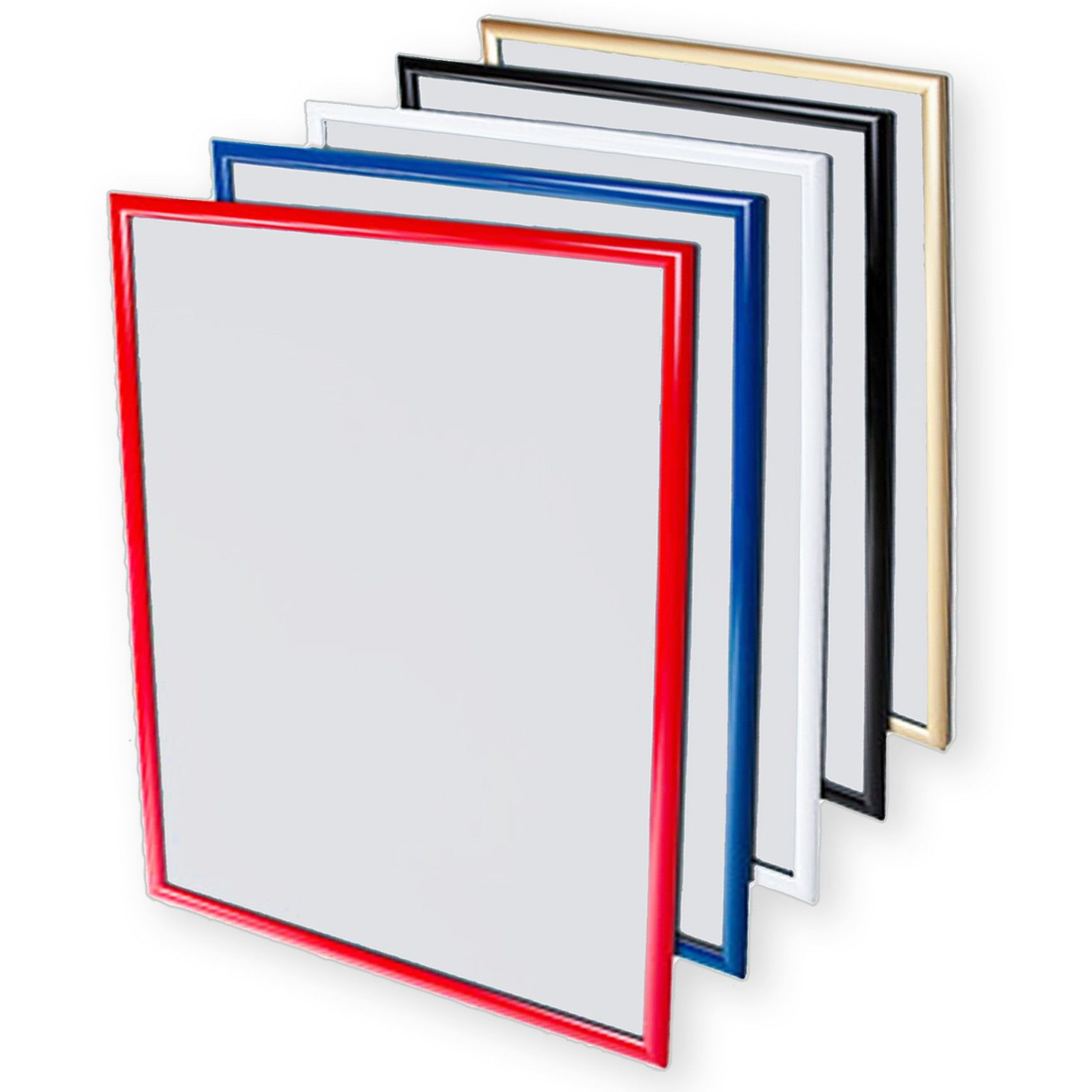 how to frame a poster board