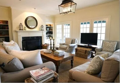 Small Living Room Ideas Layout With Tv 32