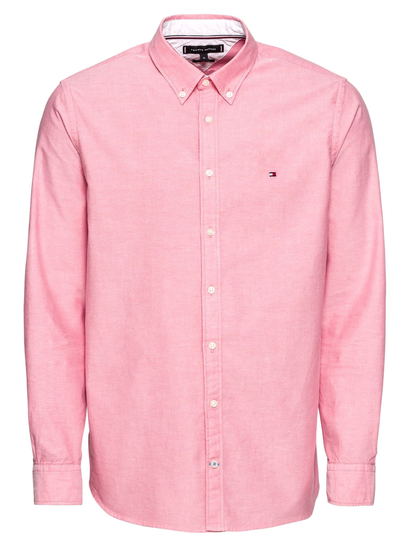 Camisa para Hombre Tommy Hilfiger Sandwashed Oxford Shirt