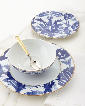 12-Piece+Coastal+Chic+Dinnerware+Service+at+Horchow. & 12-Piece+Coastal+Chic+Dinnerware+Service+at+Horchow. | Home ...