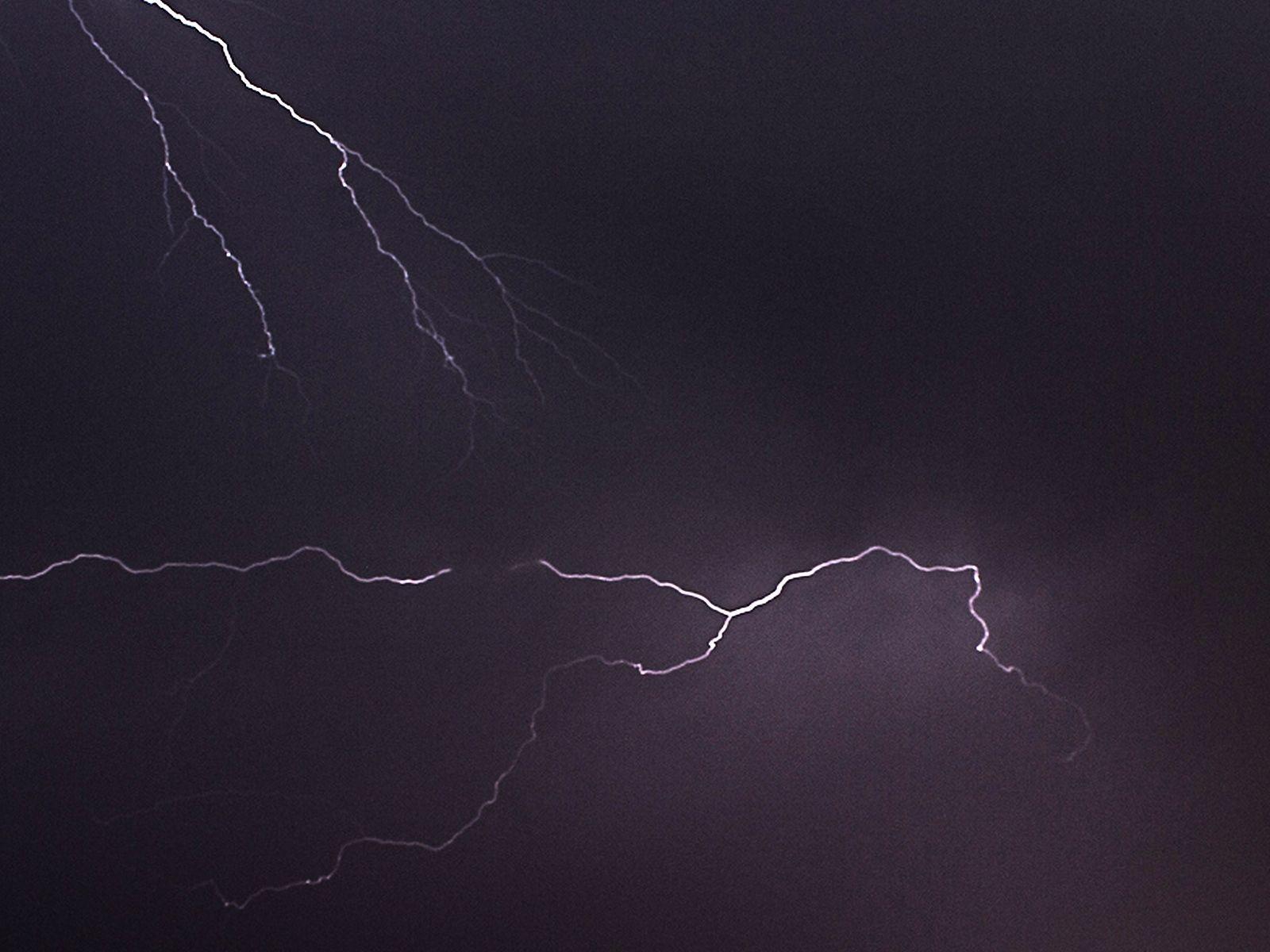 Theme Thunderstorm - Nightly Flashes...
