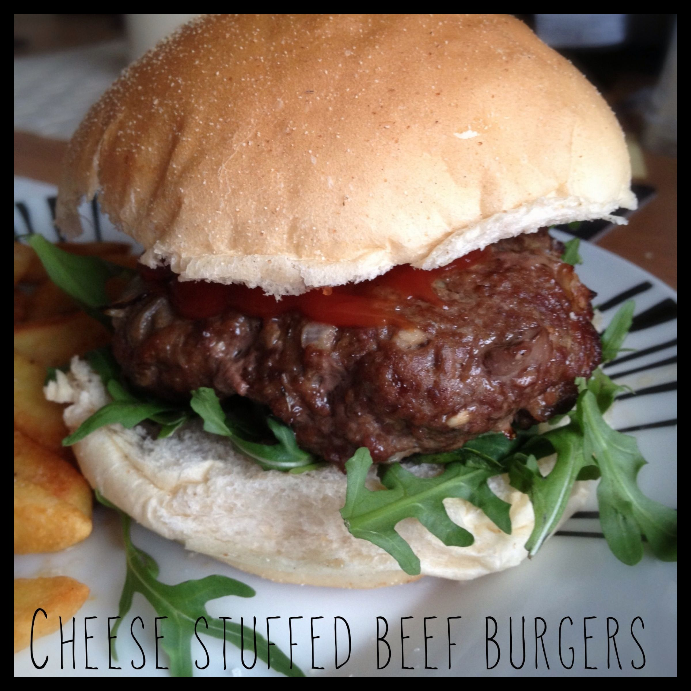 On Saturday I decided to make some home-made burgers and these were absolutely gorgeous! A quick meal to make for a night at home and I would definitely be making them again. I thought I would share the recipe for those of you who love a nice burger. Serves 4 500g Fresh beef mince 1 …