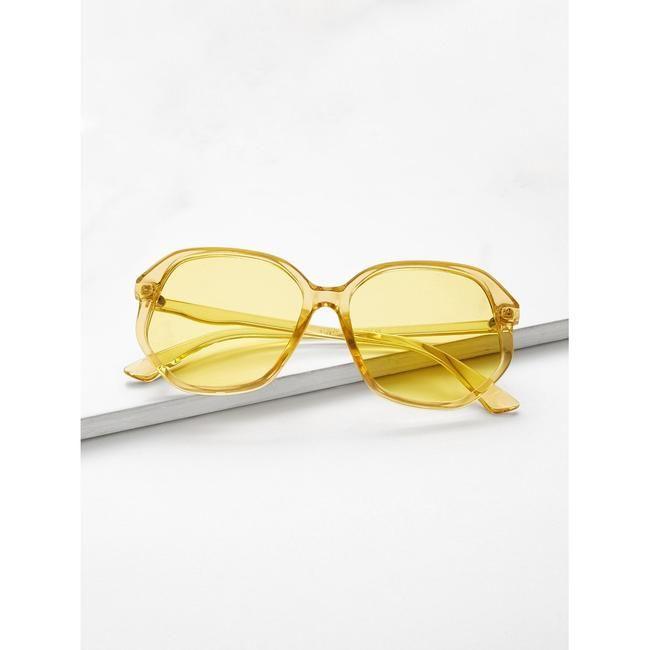 Tinted Lens Sunglasses  a4edfa61a551