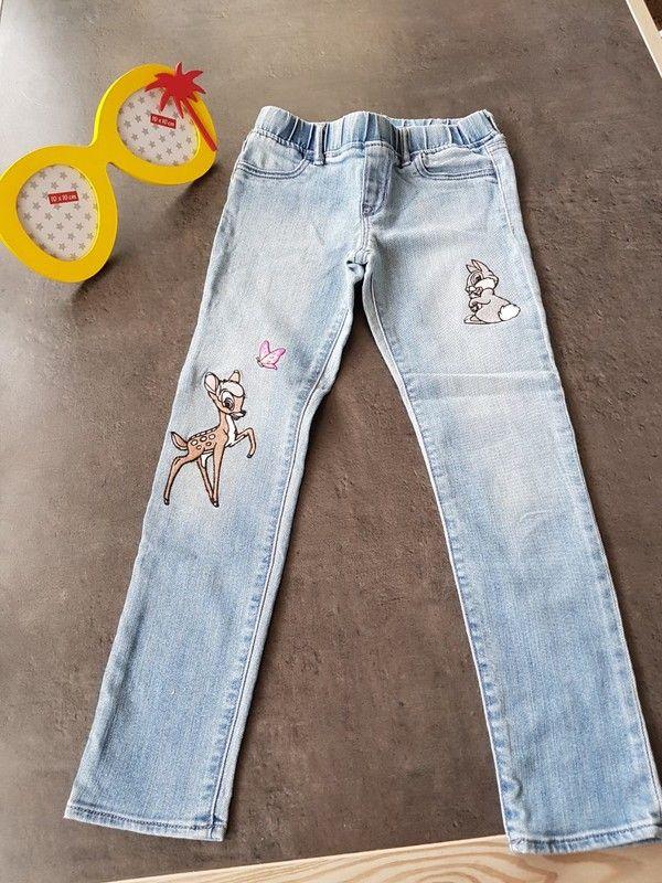 df7330adfc309 Pantalon jeans Gap Disney 10ans | Vinted | Jeans, Pants, Skinny Jeans