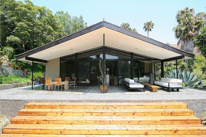 John Legend House Hollywood Ca Home Pictures Mid Century