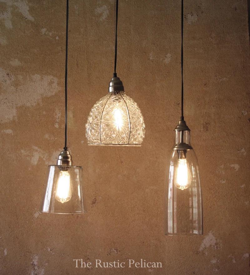 FREE SHIPPING Farmhouse lighting Pendant light