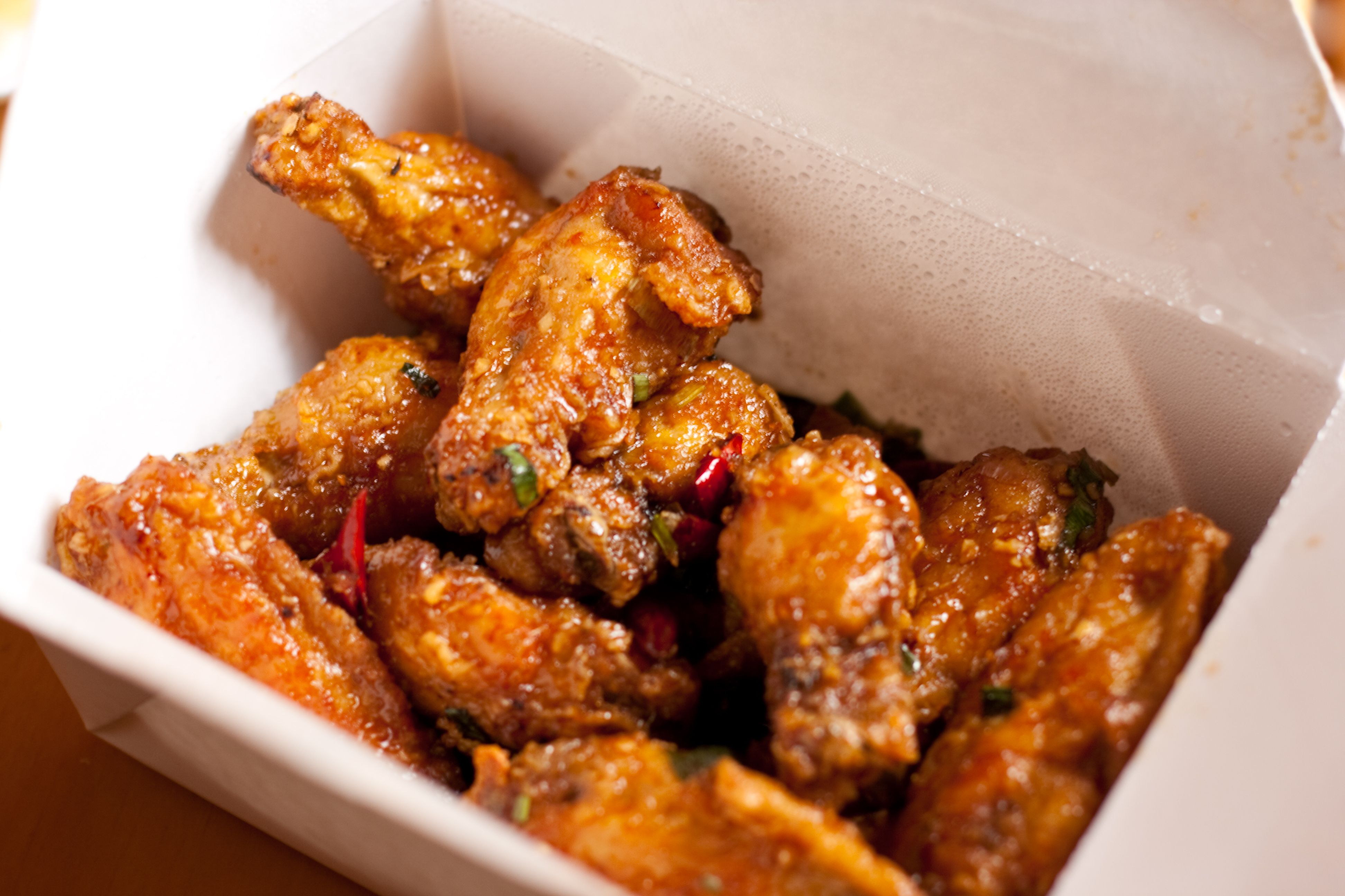 Chinese restaurant chicken wing recipes