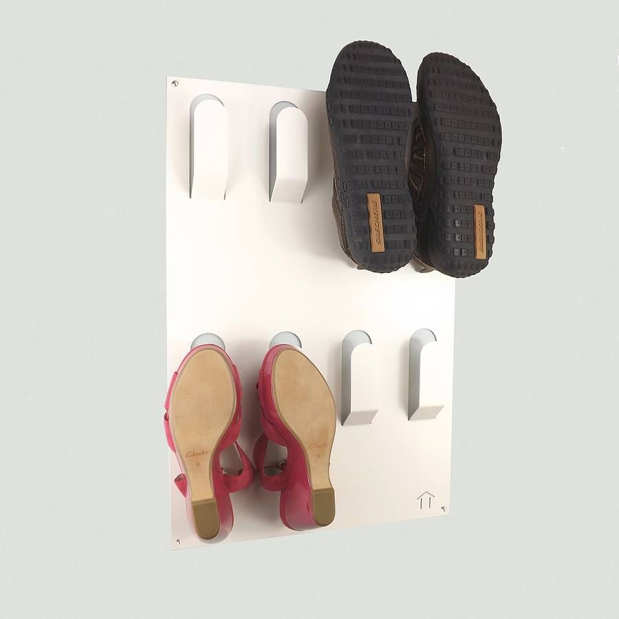 Uncategorized Wall Mount Shoe Storage unique wall mounted shoe rack by the metal house design house