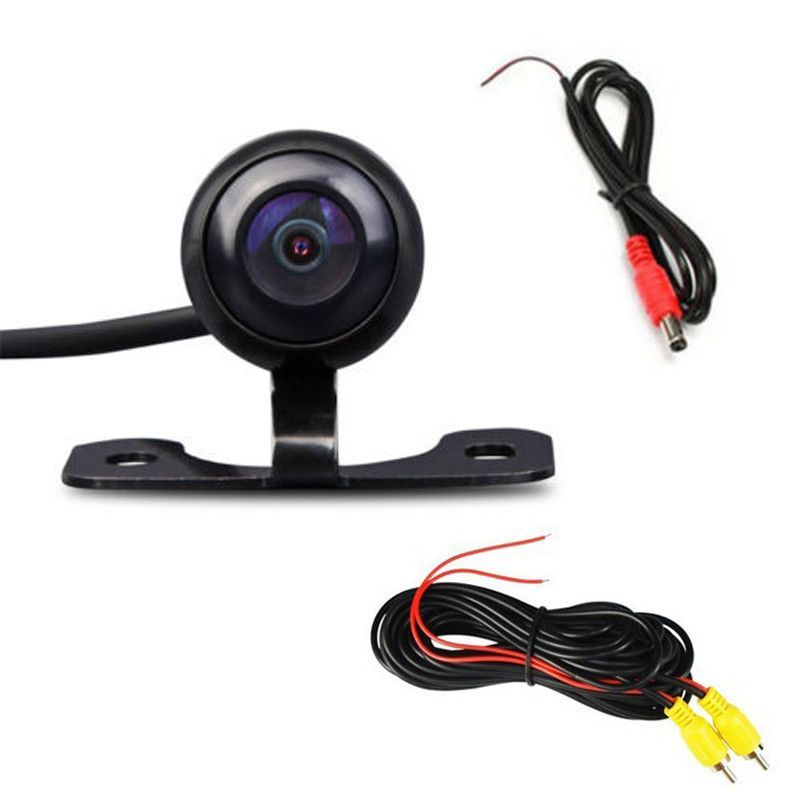 Waterproof Car Camera HD Car Rear View Camera Distance Scale Auto Parking Car Backup Reverse Camera Universal for BMW VW TOYATO