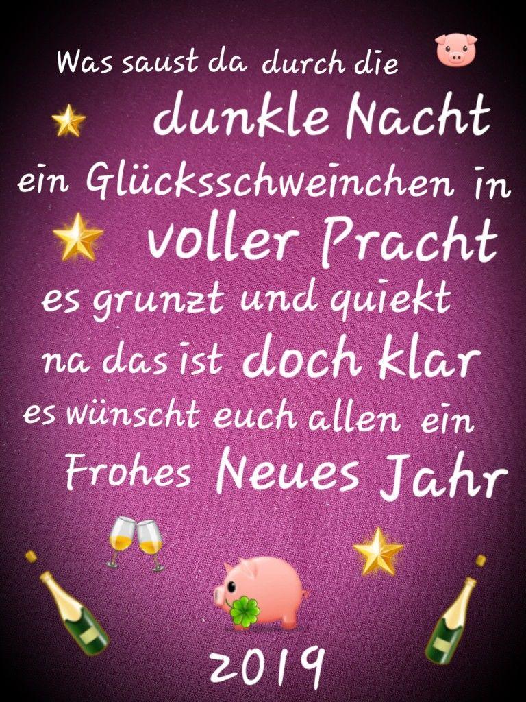 Neujahrsgluckwunsche Neujahrswunsche Spruche Silvester Lustig Silvester Spruche Lustig
