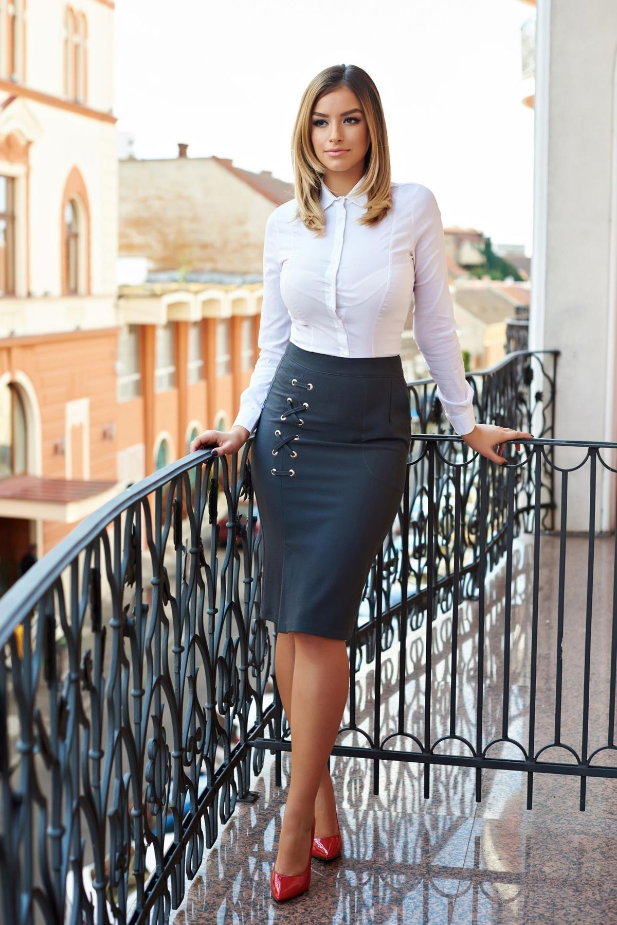 What to wear with a skirt-sun 83