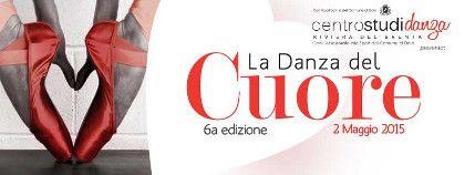 #danza  #dance  #weekendinpalcoscenico  #ilportale 02/05/2015 La danza del cuore LUOGO: Via Arino 1 (Palazzetto dello Sport) REGIONE: Veneto PROVINCIA: Venezia CITTA': Dolo http://www.weekendinpalcoscenico.it/portale-danza/doc.asp?pr1_cod=4752#.VRG4YfmG9V0