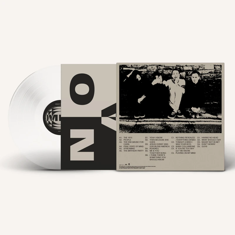 Pin By Heidi 3 On Vinyl Wish List In 2020 The 1975 Merch The 1975 Album Of The Year