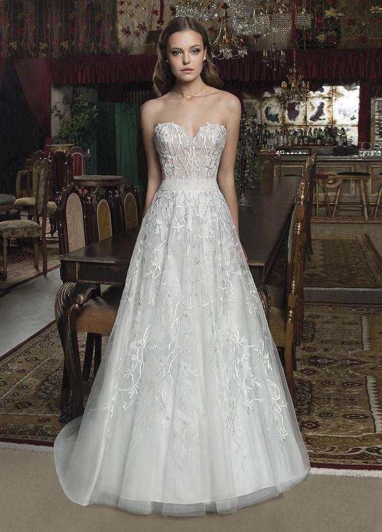 Cosmobella Bridal 2019 Wedding Dresses