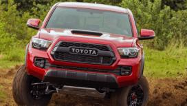 2020 Toyota Tacoma Trd Pro Colors