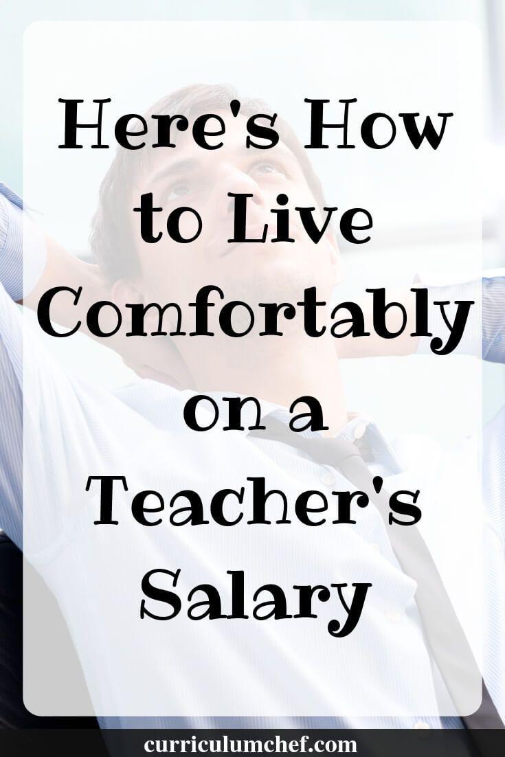 Do Teachers Make Enough Money to Live Comfortably