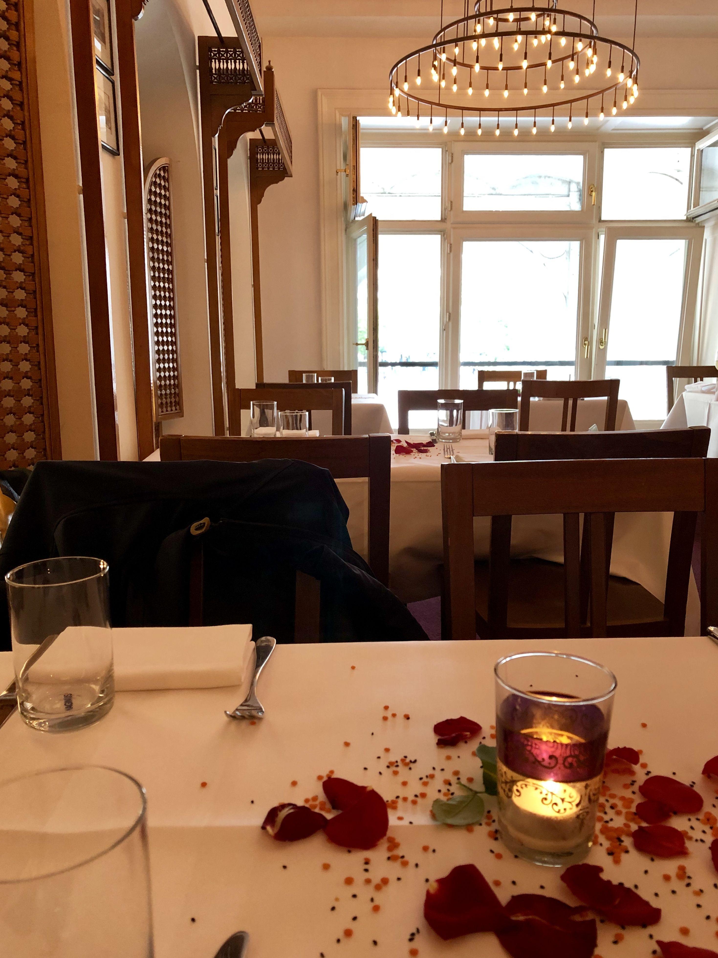 Syrisches Restaurant Am Hamburger Rathaus Restaurant Speisekarte Essen Ideen