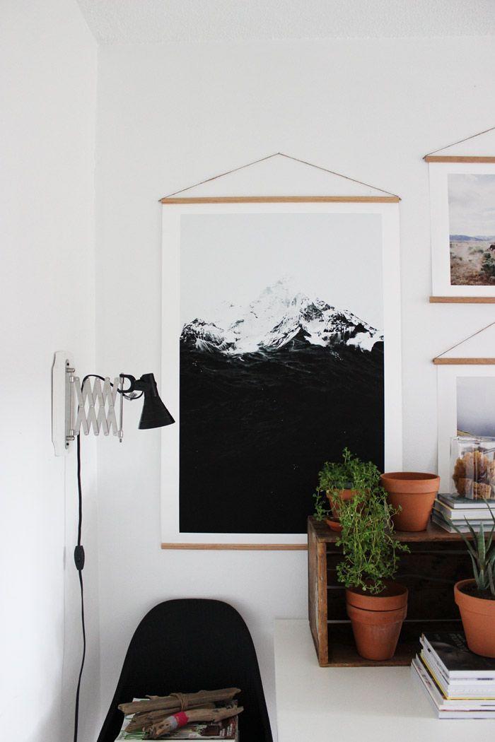 DIY Chart-Style Art Frame | Wall of artz | Pinterest | Chart ...