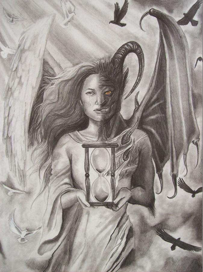 evil angel nackt