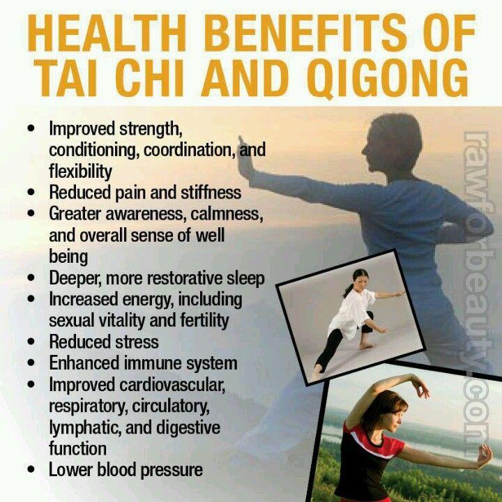 Thinking about trying.   Tai chi, Tai chi qigong, Tai chi ...