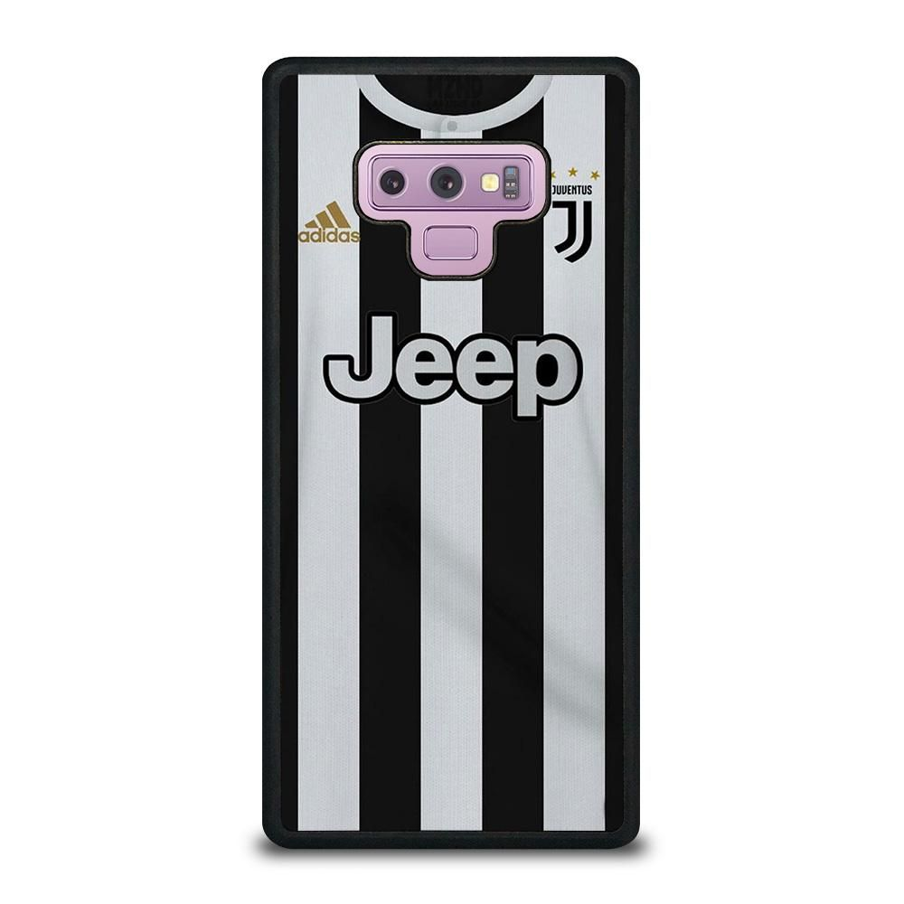 JUVENTUS JEEP FOOTBALL JERSEY KIT Samsung Galaxy Note 9 Case