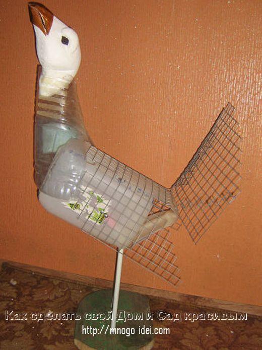 Как сделать птиц на фото