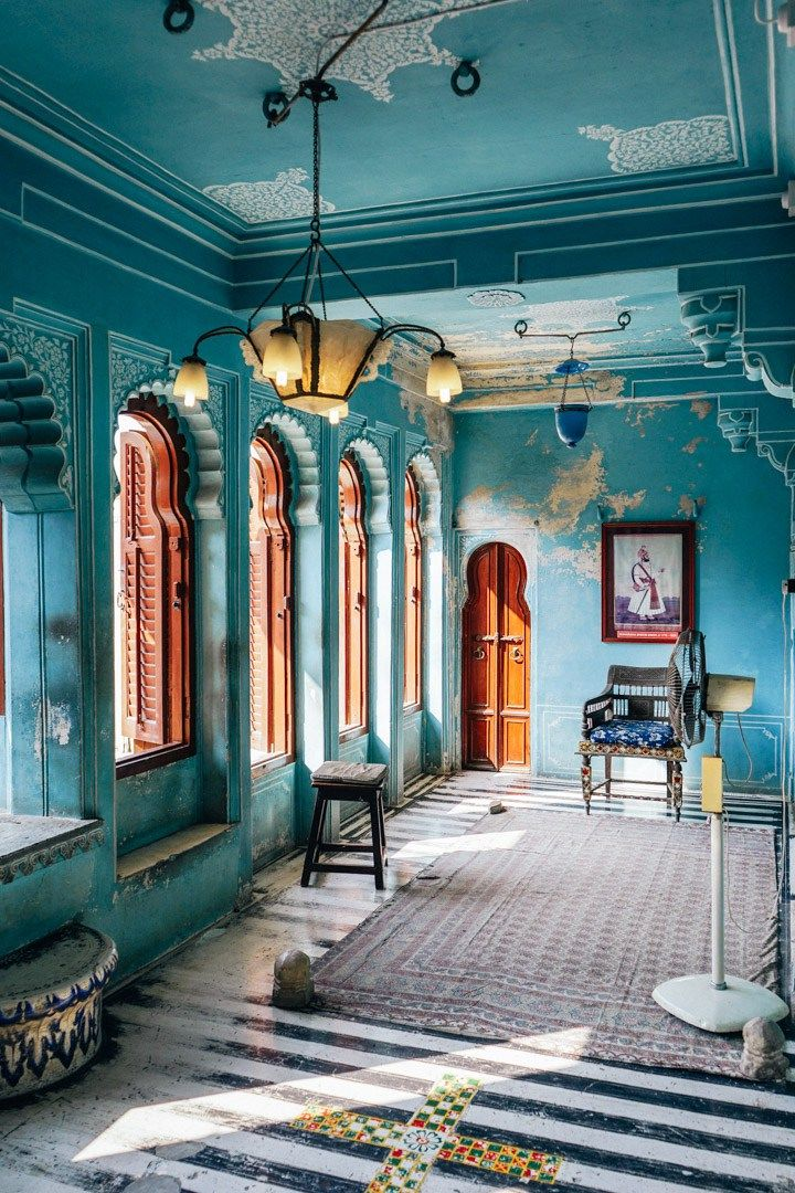 Mughal Magic — The Udaipur City Palace India