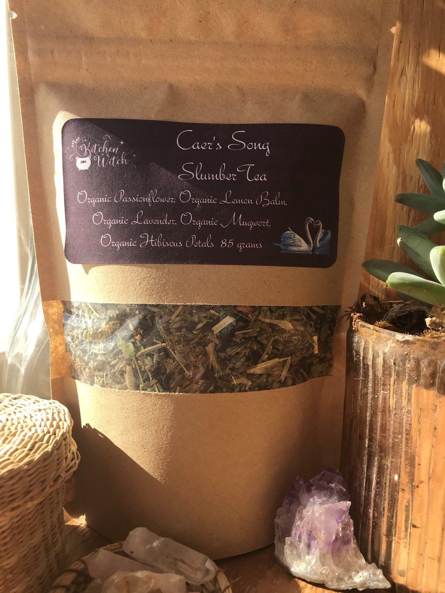 Caer's Song Slumber Tea 85 grams Herbal tea blends