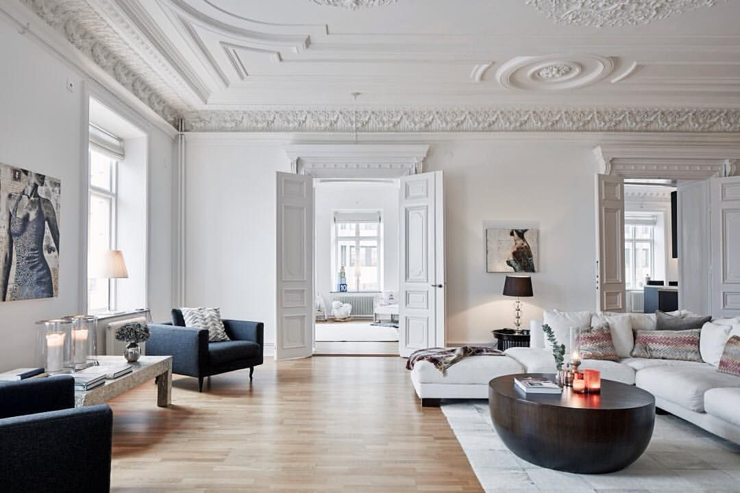 A penthouse in Gothenburg, Sweden | Interior | Pinterest ...