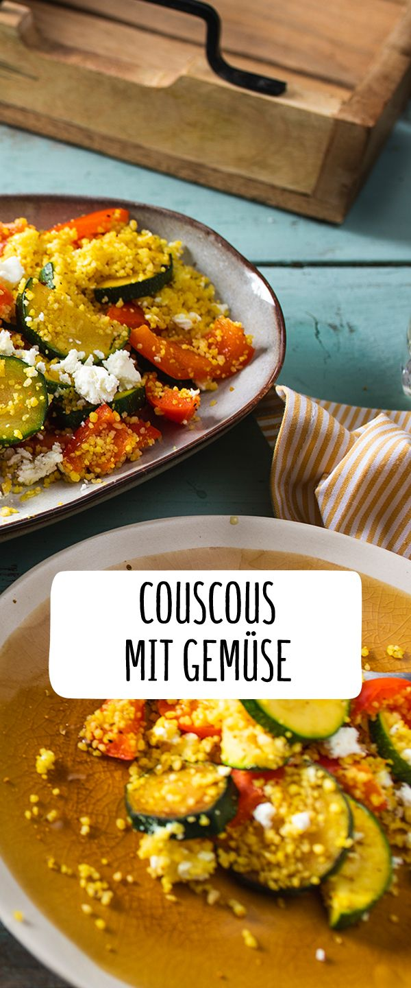 Photo of Couscous With Vegetables