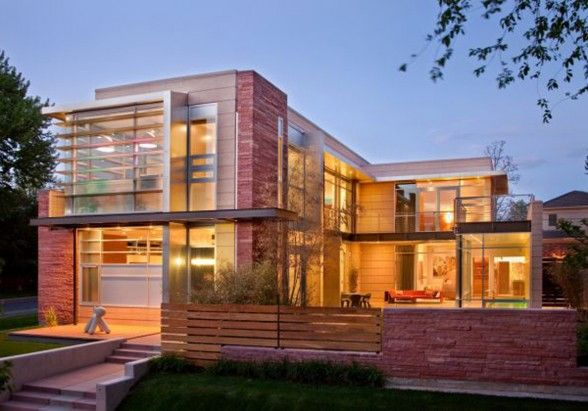 Google Image Result For Http Www Viahouse Com Wp Content Uploads 2010 09 Luxu Contemporary House Design Architecture House Modern House Design