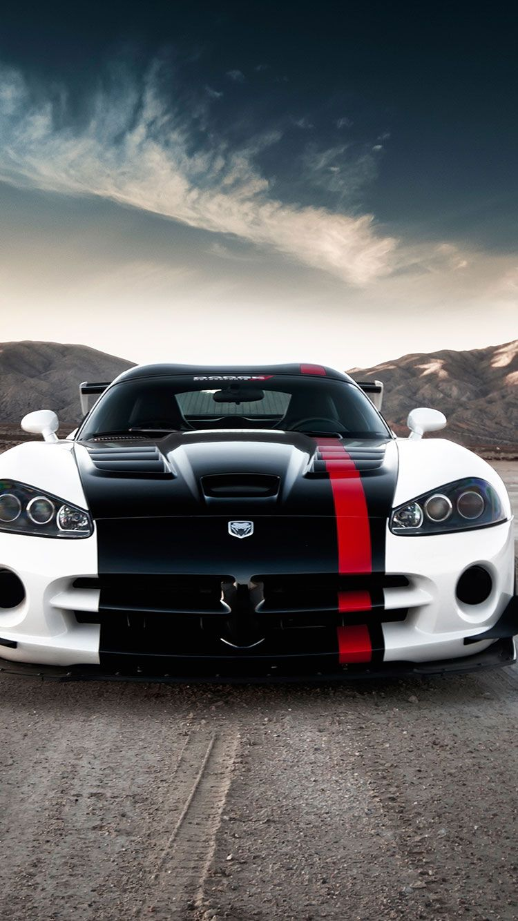 20 HD Car iPhone Wallpapers Dodge viper, Car iphone